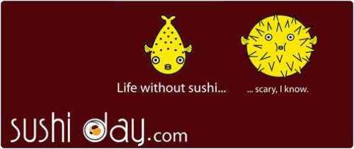 Sushi Day dot com